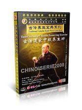 Taoist Qigong - Taoist Secondary Health Preserving Exercise by Xuan Tongzi Dvd