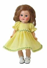 Ginny Doll Dress Gingham and Ribbons