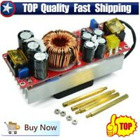 1 Pcs 1800W 40A DC-DC Boost Converter Step Up Power Regulator Module Constant