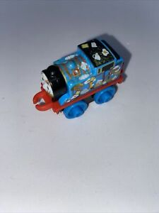 THOMAS & FRIENDS Minis Train  2016 Core BREAKFAST THOMAS #41 Weighted!