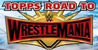 2019 Topps Road to WrestleMania Wrestling Base or Bronze Pick From list
