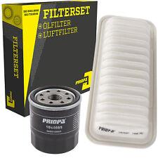 Filterset Ölfilter & Luftfilter Citroen C1 Peugeot 107 Toyota Aygo Yaris