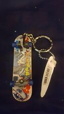 Disney Mickey Full Color Skateboard Key Ring