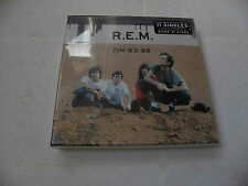 """NEW & SEALED R.E.M. 7IN - 83-88 - THE I.R.S. RECORDS 11x7"""" SINGLES COLLECTION"""