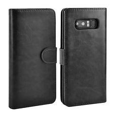 Leather Flip Wallet Phone Case Slim Stand Cover For Samsung Galaxy J3 J4 J6 Plus