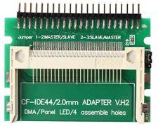 """Compact Flash CF à 44 broches 2.5"""" Male IDE disque dur Carte Adaptateur Convertisseur PCB Ordinateur"""