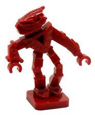 LEGO Bionicle Mini Dark Red Toa Hordika Vakama Minifigure (8759 8758 8757 8769)
