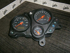 Honda CB600 F2 2001 02 clocks speedo rev counter dash 28925miles covered