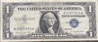 USA 1 Dollar 1957 A Silver Certificate One Banknote Schein Gute Erhaltung #21966
