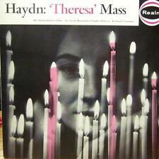 Haydn (Vinyl LP)Theresa Mass-Realm-RM 164-UK-Ex/Ex
