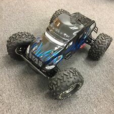 1/8Th Mad Beast Monster RC Truck Racing Edition w/ 540L Brushless - Refurbished