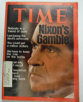 Time Magazine Richard Nixon Nobody Is A Friend Of Ours May 1974 052615R2