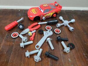 Disney Pixar Cars Mobile Mack Workshop REPLACEMENT Lightning McQueen Tool Parts