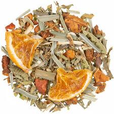 1 Kg. Vanilla Lemongrass Herbal Tea, Flavoured with Apfelstücken
