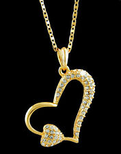Swarovski Yellow Gold Filled Fashion Necklaces & Pendants