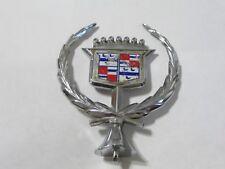 Cadillac Fleetwood Coffin Base Chrome Hood Ornament