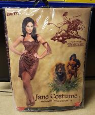 Jane/Tarzan Fancy Dress Costume, Size Small, Smiffys Costume