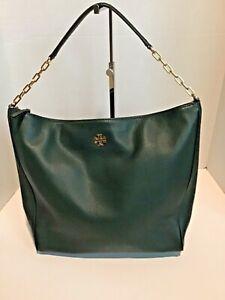 Tory Burch Carter Slouchy Hobo Bag Retail $495