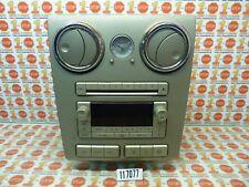 08 2008 LINCOLN MKZ AM/FM RADIO MP3 6-DISCS CD PLAYER 8H6T-18C815-AD OEM