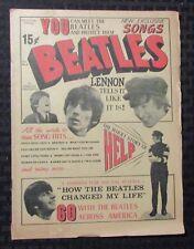 1965 BEATLES Charlton #6 G/VG 3.0 John Lennon / Help! / Ringo