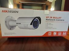 hikvision camera Vf Ir Bullet Network Camera (White) Model: Ds-Cd2612F-I