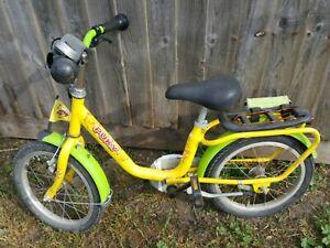 Puky Children's Bike Learner Bicycle 12'' Frame 16'' Wheels