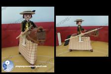 Playmobil  PICADOR PARA JUGAR TORERO  BULLFIGHTER  medieval piratas
