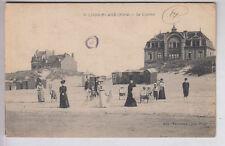 CPA  LOON PLAGE 59 - SCENE DE PLAGE BEACH DEVANT LE CASINO 1919 ~A20