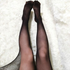 Sexy Sheer Pantyhose Women Five Toe Seamless Silky Stockings Tights Hosiery