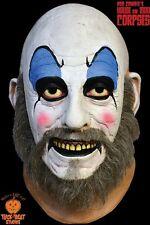 Captain Spaulding House of 1,000 Corpses Halloween Mask Trick or Treat Studios