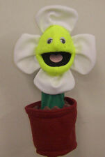 Growing Flower in Pot Ventriloquist Puppet-ministry, education, Spring