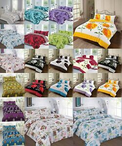 Misketch Duvet Cover with Pillowcases Bedding Set