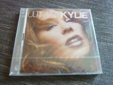 KYLIE MINOGUE Ultimate Kylie (Rare collector 2 CD promo album 33 titres scellés)