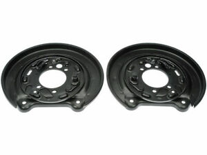 For 1993-1996, 1998-2007 Subaru Impreza Brake Backing Plate Rear Dorman 65851WJ