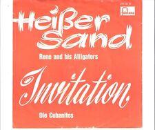 RENE & HIS ALLIGATORS - Heißer Sand