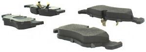 Disc Brake Pad Set Front Centric 104.07960 fits 99-02 Daewoo Lanos