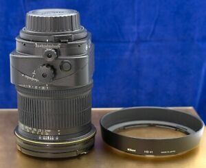 NIKKOR 24mm f/3.5D ED. PC-E. Tilt/Shift Lens