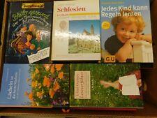 42 Bücher Hardcover Romane Sachbücher verschiedene Themen Paket 9