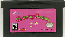 BARBIE GROOVY GAMES GAMEBOY ADVANCE GAME - GBA