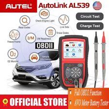 Car Auto OBD2 Scanner OBDII EOBD Diagnostic Tool Code Reader AVO Electrical Test