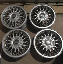 4 llantas de aluminio BBS 433 VW 6x15 et45 Alloy rims jantes 4x100 1h0601025l
