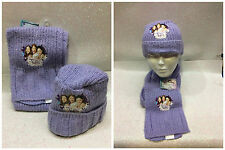 VIOLETTA DISNEY SET CAPPELLO E SCIARPA HAT AND SCARF