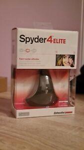 Datacolor Spyder 4 Elite Monitorkalibrierung