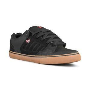 DVS Militia CT Shoes - Black / Red / Gum