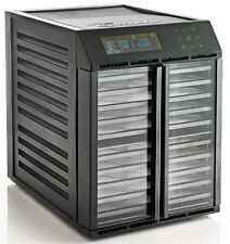 Excalibur RES10 10-Tray 2 Door Raw Food Dehydrator w Digital Control NEW 2017