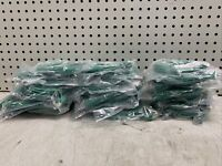 LOT OF 27 Black Box Cat5e Patch Cable Molded Boot Green 10 Ft CAT5EPC-010-GN NEW