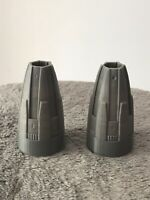 Custom 3D Printed Mego Vintage Buck Rogers Starfighter Rear Thruster - Set Of 2