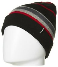 "BRAND NEW + TAG BILLABONG MENS BOYS REVERSIBLE BEANIE CAP HAT ""SPINNER"" 4WAY FIT"