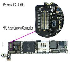 FPC Rear Camera Connector iPhone 5C Repair Service