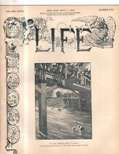 1900 Life November 1 - Salem Witchcraft Trials; Mark Twain Returns; Frankenstein